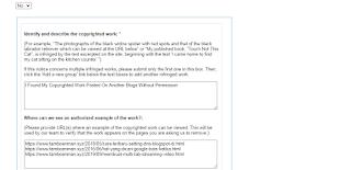 Cara Melaporkan Artikel Yang Dicopas Ke Google DMCA