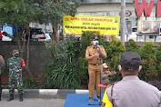 Unsur Tiga Pilar Kecamatan Tambora, Gelar Apel PAM NATARU 2020-2021