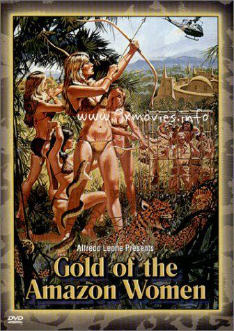 Gold Of The Amazon Women 1979 Dual Audio Hindi HDRip 900mb