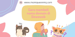 Membeli domain dewaweb