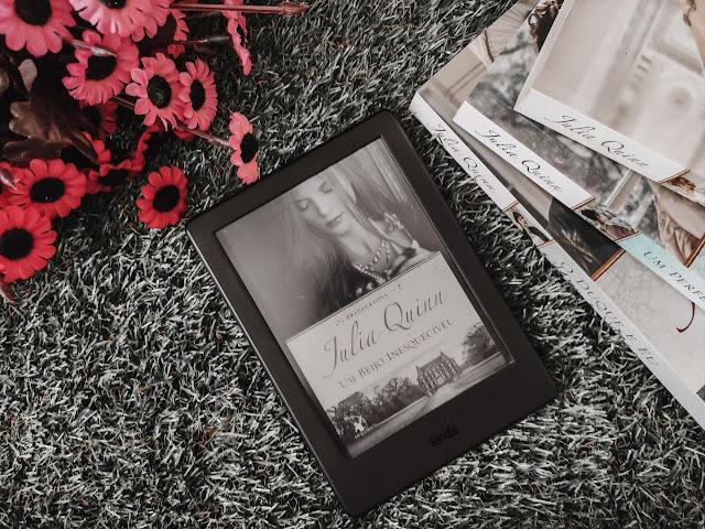 Resenha: Um beijo inesquecível - Julia Quinn