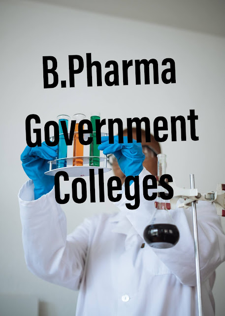 B Pharma-government-college-in-UP