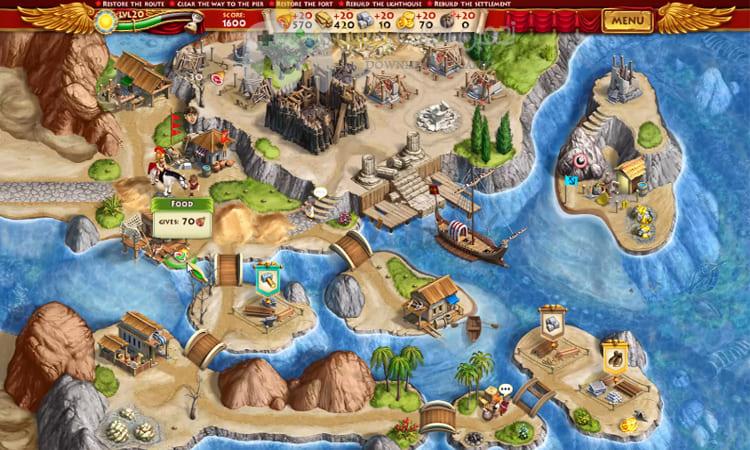 تحميل لعبة Roads of Rome برابط مباشر وحجم صغير