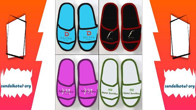 model sandal hotel murah garut