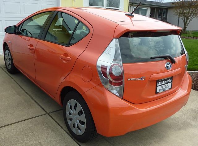 Auto hibrido Toyota Prius