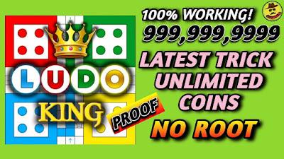 Ludo King MOD APK (Unlimited Money, Always Six)