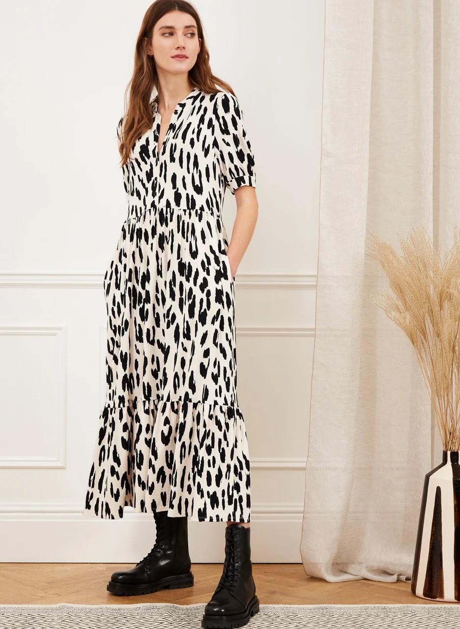 my midlife fashion, baukjen eira dress