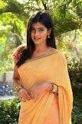 hebah patel cute half saree pics-thumbnail-5