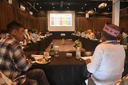 Edistasius Endi Gelar Rapim 19 BUMN  di Manggarai Barat Tahun 2021