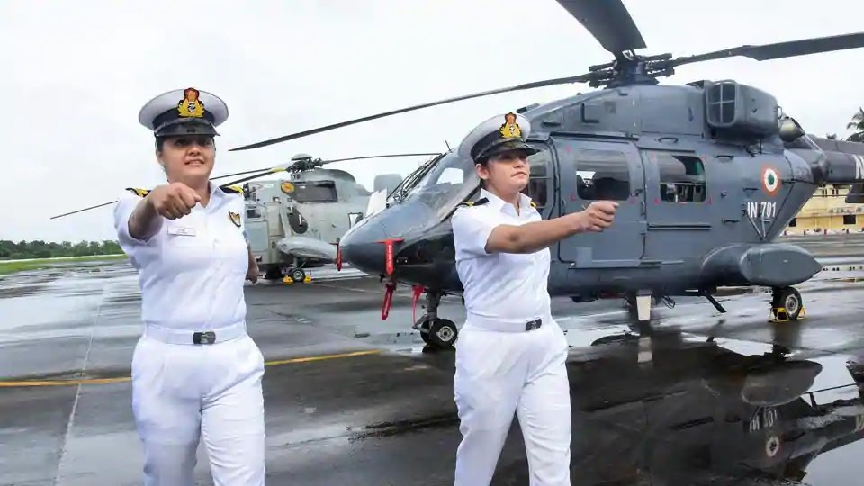 'Exciting, thrilling': Women Navy officers who will be the first combat aviators
