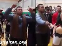 Beredar Video Mirip Nusron Wahid Goyang dan Sawer Penyanyi Dangdut