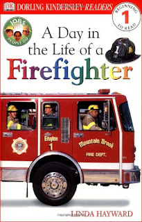 Childrens books about fire trucks