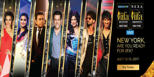 Poster Of IIFA Awards 2017 Watch Online Free Download