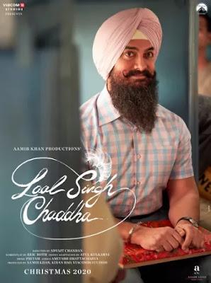 Lal Singh Chaddha First Look, Lal Singh Chaddha Poster, Lal Singh Chaddha First Look out