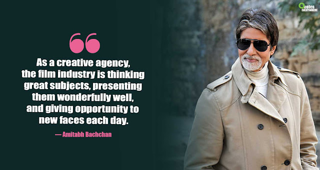 Amitabh Bachchan Quotes On Life