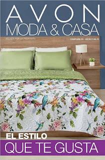Catalogo Avon Moda y Casa Campaña 05 Marzo 2018