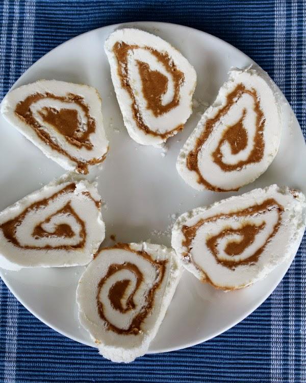 On The Menu: Peanut Butter Roll
