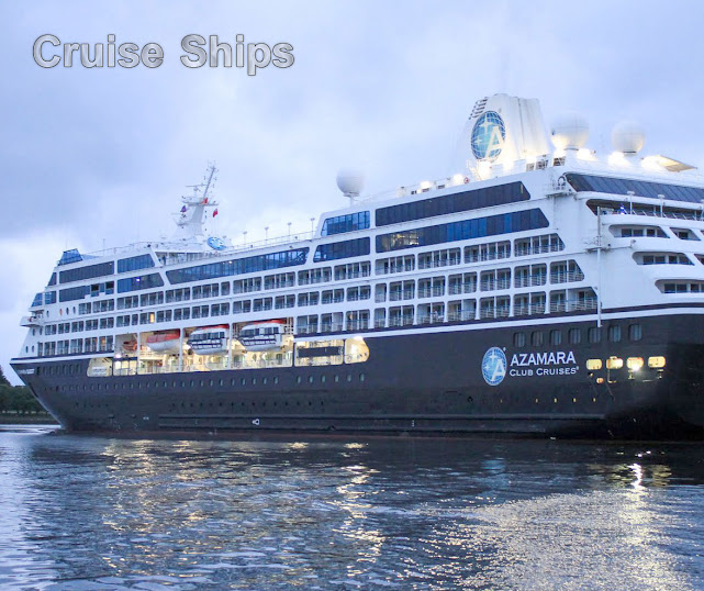 Popular Cruise Ship