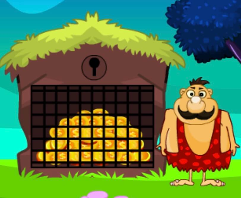 Games2Mad Caveman Treasur…