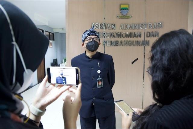 Erick :Optimisme Jadi Kunci Pemulihan Ekonomi Kota Bandung!