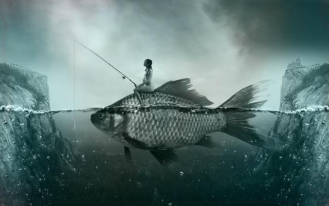 मछुवारा  और जादुई  मछली | Jadui Machli Kahani