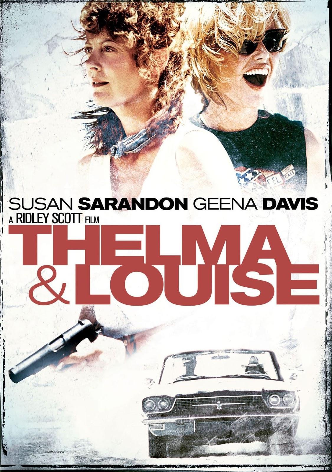 Thelma & Louise (1991) เธลม่า แอนด์ หลุยส์.มีมั่งไหมผู้ชายดีๆสักคน
