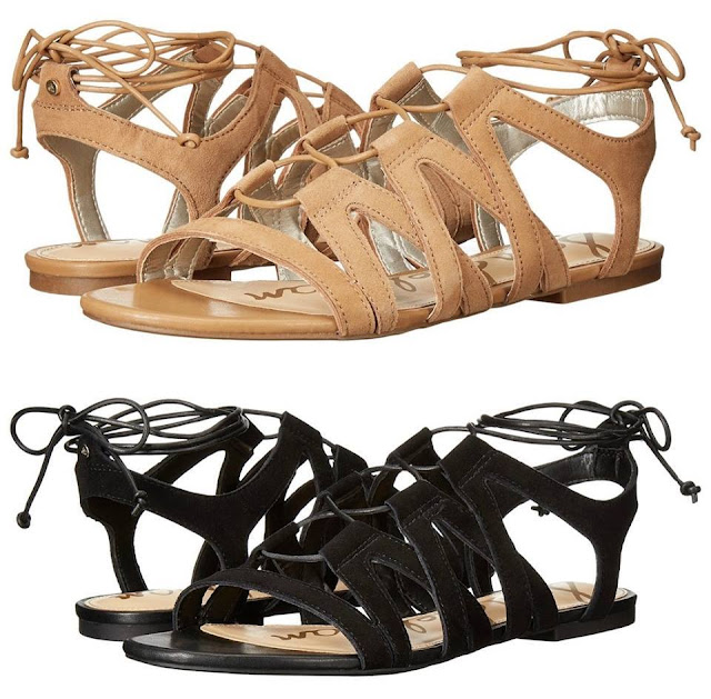 Sam Edelman Boyden Sandals only $38 (reg $75) + Free Shipping!