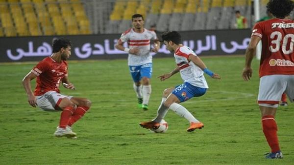 عاجل.. مباراة الاهلى والزمالك فى السوبر بالقانون الجديد لكرة القدم