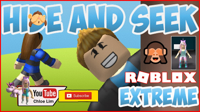 Chloe Tuber Roblox Hide And Seek Extreme Gameplay One Of My Old Favorite Games