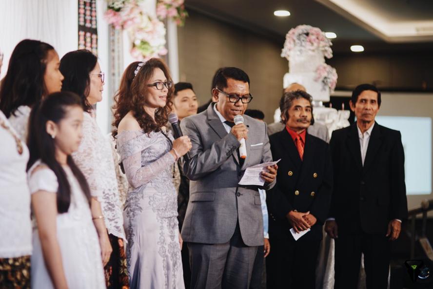 Silver Wedding Anniversary of Mr. John & Mrs. Tri by Jetset EO