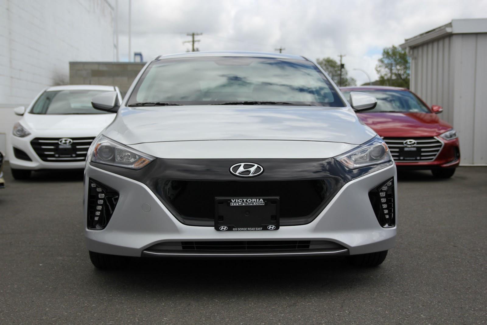 2017 Hyundai Ioniq Electric Review Dustin B My Ev Perspective
