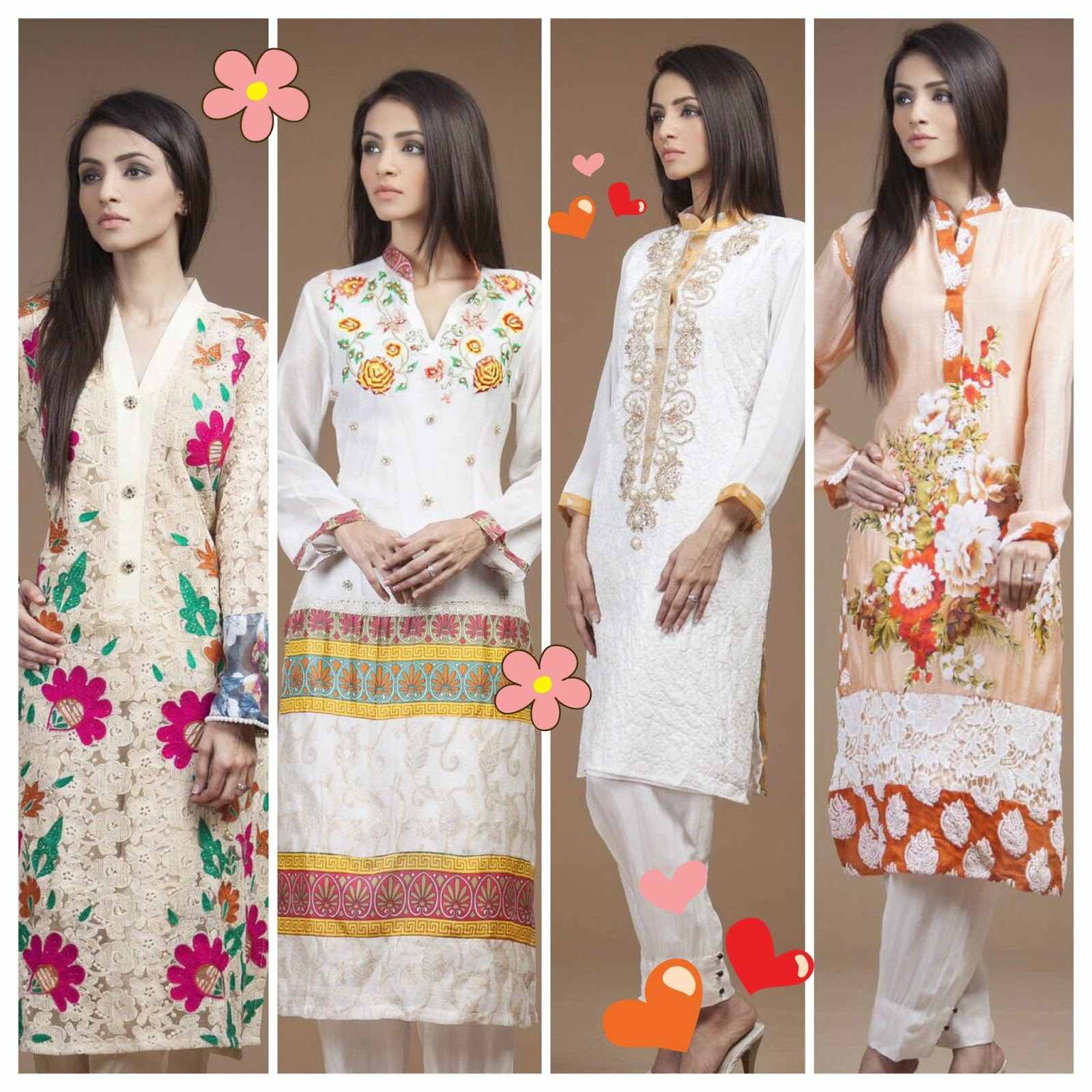 Pakistan Cotton kurtas for women