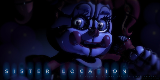 five nights at freddy's sister location pictures
