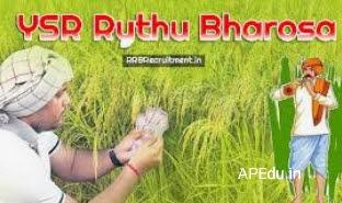 YSR Raithu Barosa