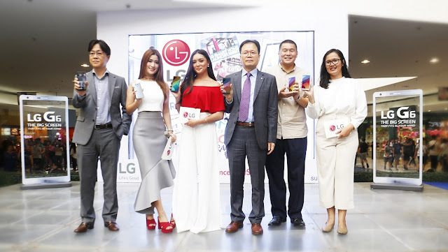 "LG's ""Innovation for a Better Life"" roadshow"