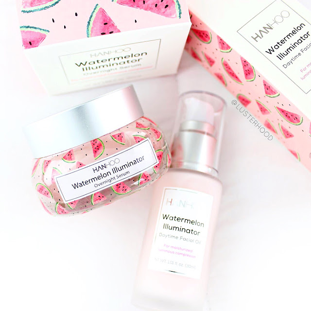 Hanhoo Watermelon Skincare  |  Lusterhood