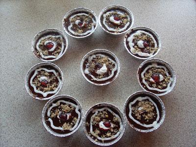 Απλό και νόστιμο γλυκάκι προφιτερόλ