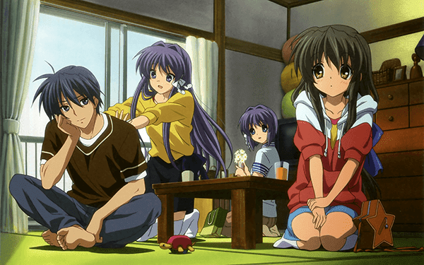 Review Anime Clannad dan Clannad: After Story