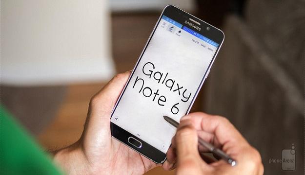 هاتف Galaxy Note 6 قادم بمواصفات قوية