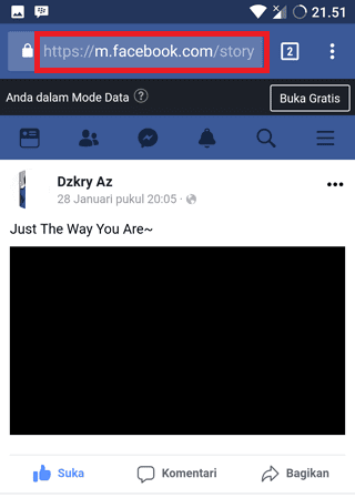 video FB