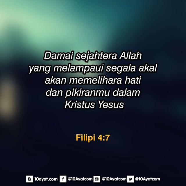 Filipi 4:7