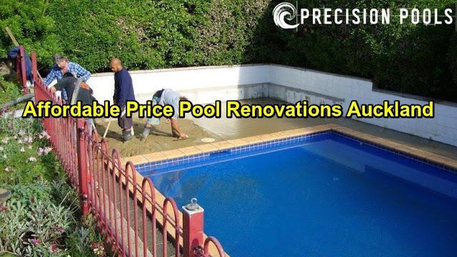pools renovations