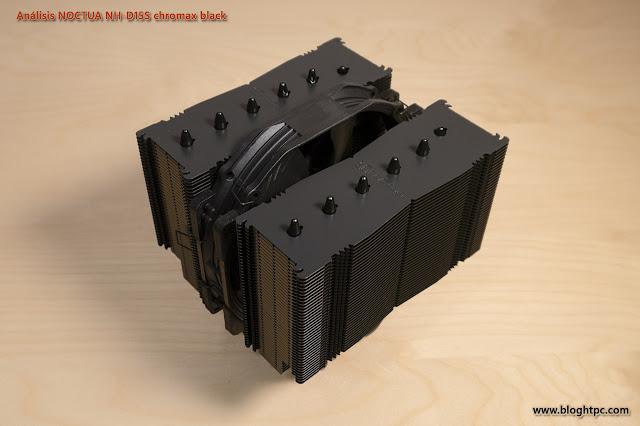 DISIPADOR NOCTUA NH-D15S CHROMAX.BLACK