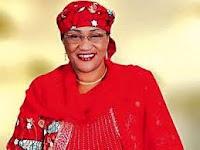 senator Aisha Al-hassan (mama taraba)