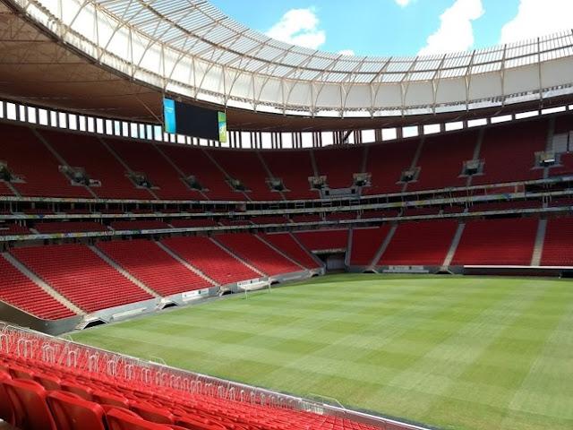Brasília será sede da Copa América 2021