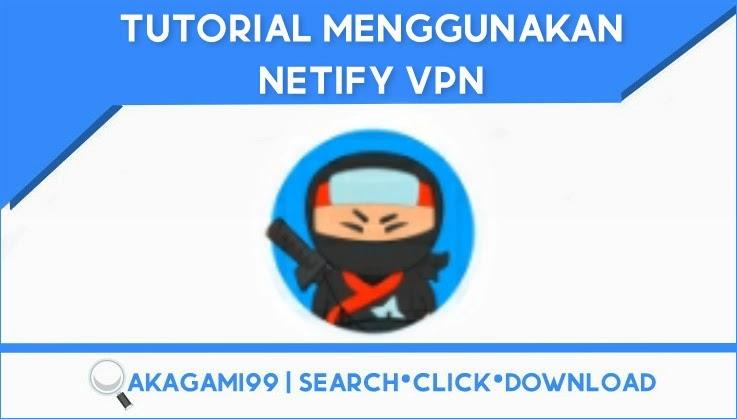 Cara-setting-netify-vpn