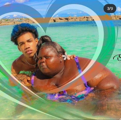 """""""I dont love her because of her looks but i love her because of her heart"""" – Man says as he shared pictures of his plus size girlfriend"""