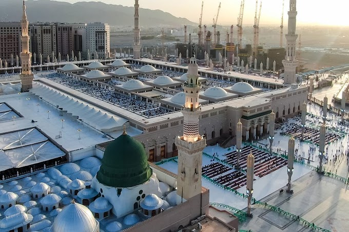 EDITORIAL: Condemnation of Indian News Channel's Blatant Stunt involving Masjid Al Nabawi