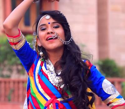 Latest Shital Thakor new song photo shoot images