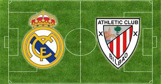 مشاهدة مباراة ريال مدريد وأتلتيك بلباو بث مباشر حصري اون لاين لايف اليوم 22-12-2019 في الدوري الاسباني